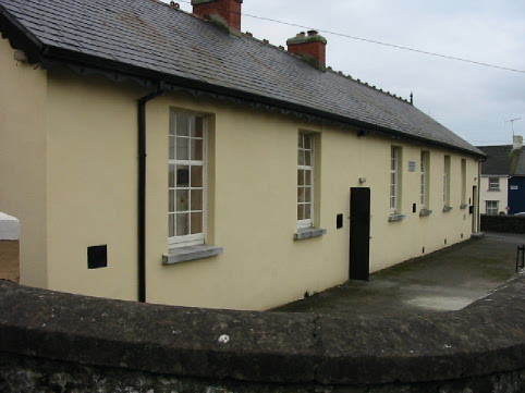 Original School in Glounthaune Village